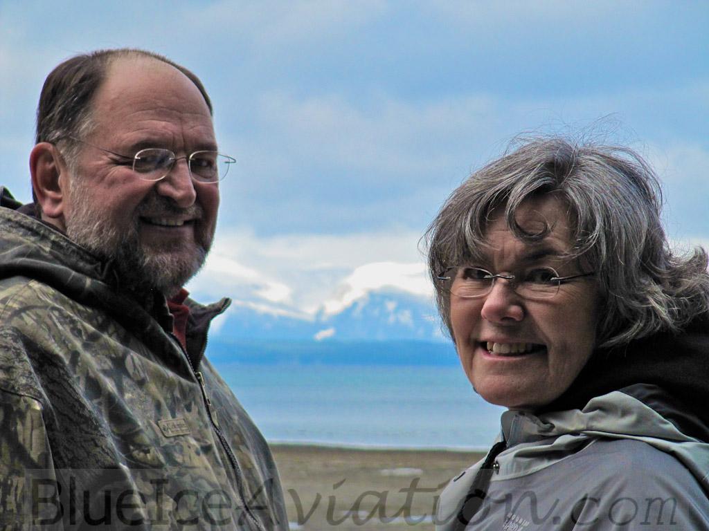 Alaskan Peoples Eyes